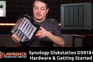 Review Part 1: Synology Diskstation DS918+ Hardware & Getting Started