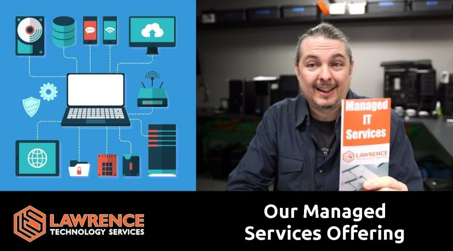 Overview of Our Managed IT Services Offering at Lawrence Systems