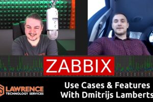 Zabbix Use Cases & Features With Dmitrijs Lamberts & His YouTube Channel
