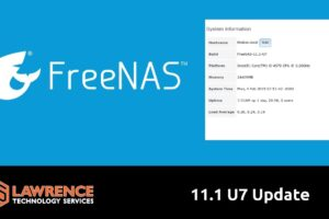 FreeNAS 11.1 U7 Update: Samble Security Fixes