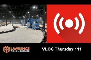 VLOG Thursday 111: Wiring Project & MSP Talk About Our Solarwinds RMM Tools