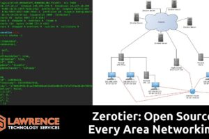 Zerotier Tutorial: Delivering the Capabilities of VPN, SDN, and SD-WAN via an Open Source System