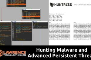 Hunting Malware, Cyber Security, and Understanding APT with Kyle Hanslovan of Huntress Labs