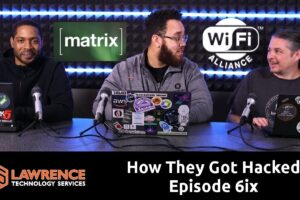 How They Got Hacked Episode 6: Dragonblood, WiFi Jamming, and How Matrix Got Hacked