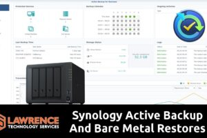 Synology Active Backup And Bare Metal Restores