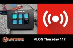 VLOG Thursday 117: New Studio Toys and Things
