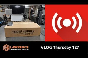 VLOG Thursday 127: False Sense of Security, Some New Hardware, and Errata
