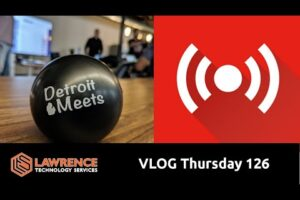 VLOG Thursday 126: Detroit Meets, Selling Time Slots And Some Errata
