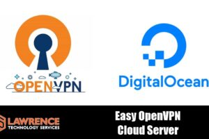 One Line Quick & Easy OpenVPN Server Deployment