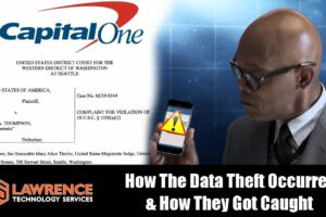 How The Capital One Data Breach / Hack Occurred & How They Got Caught