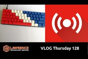 VLOG Thursday 128: Fourth Of July and Network Talk