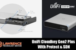 UniFi Cloudkey Gen2 Plus with UnFi Protect & UniFi SDN Review
