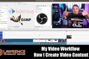 My 2019 Video Workflow: How I Create Video Content