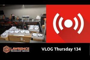 VLOG Thursday 134: UniFI & pfsense Deployment and Other Tech Talk