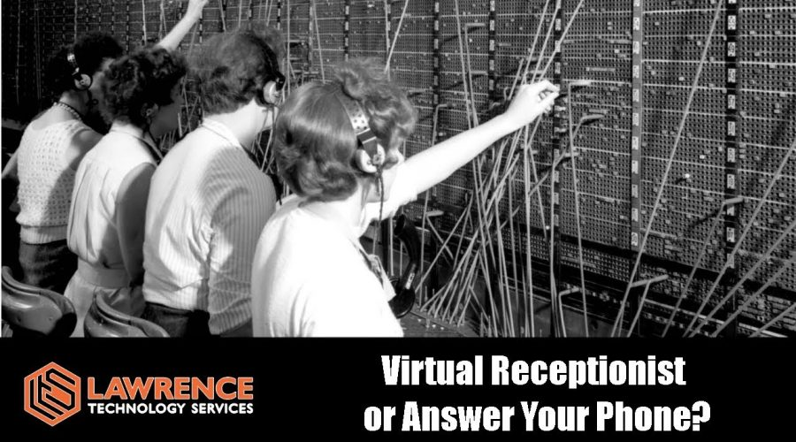 Should You Use Virtual Receptionist or Answer Your Phone? & Our Call Script.