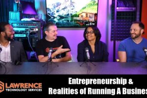 Entrepreneurship: The Realities of Starting Running A Business