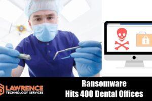 Sodinokibi Ransomware Encrypts  Hundreds of Dental Practices via IT Proviter PerCSoft.