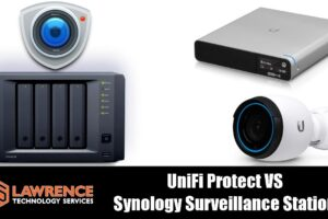 NVR & Camera Systems: UniFi Protect VS Synology Surveillance Station