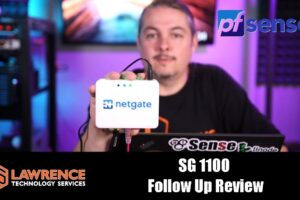 Follow Up: Is The Netgate pfsense SG-1100 Still A Good Home Router? What About Gaming?