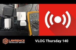 VLOG Thursday 140: Some Thoughts On Security and Other Errata