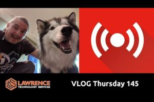 Vlog Thursday IT Nation Connect 2019.