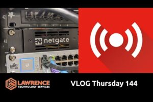 VLOG Thursday 144: NordVPN Follow up and do you need a VPN? Doh? DNS TLS? And Security Talk.