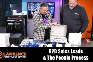 How We Generate B2B Sales Leads & Our People Process