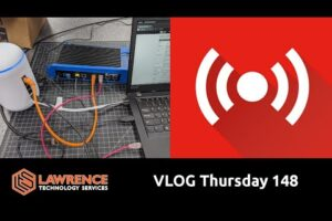 VLOG Thursday 148: Unbound  CVE-2019-18934 & The Usual Firewall and Business Talk