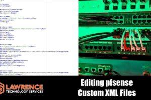 Backup/Restore pfSense Custom XML Configuration When Changing Firewall Hardware