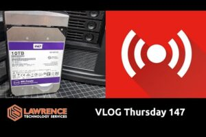 VLOG Thursday 147: 40TB of FreeNAS & Let's Talk About Security and Vulnerabilities