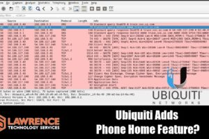 "Ubiquiti / UniFi Adds ""Phone Home""Feature That Contacts trace.svc.ui.com To Some Devices?"