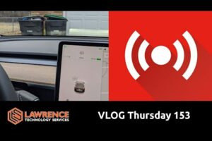 VLOG Thursday 153: Some Tesla Talk, Let's Encrypt, HA Proxy Connections and Year End Business