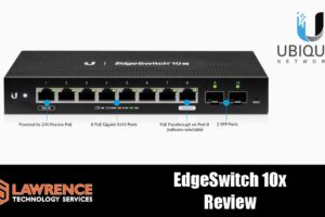 Ubiquity Ubiquiti EdgeSwitch 10X, 10-Port Gigabit Switch with Poe Passthrough ES-10X Review