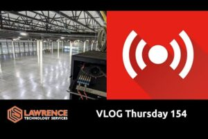 VLOG Thursday 154: Happy GNU Year 2020, and Talk About Projects, Firewalls and Such
