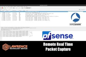 Remote Real Time Packet Capture With Wireshark and pfsense