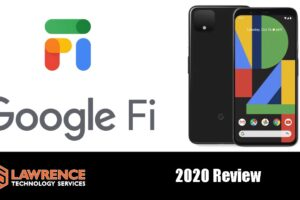 Google FI With Pixel 4 XL Review 2020