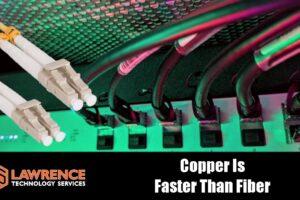 SFP+ DAC VS Fiber Latency: Copper Is Faster Than Fiber