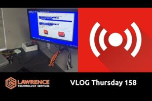 VLOG Thursday 158: XCP-NG New Features, Business Talk and Ask Me Anything