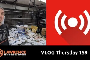 VLOG Thursday 159: XCP-NG, VMWare, UniFi, Open Source and Ask Me Anything