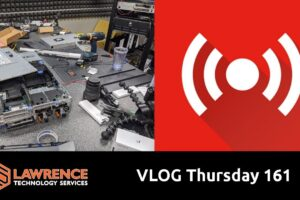 VLOG Thursday 161: Talking Server Upgrades and Other Early Morning Errata