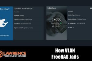 How to Configure Jail VLANs with FreeNAS 11.3