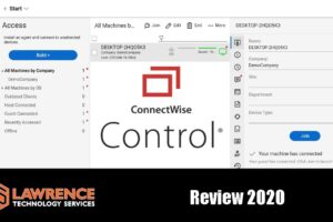 Screenconnect / Connectwise Control Remote Access Tool Review 2020