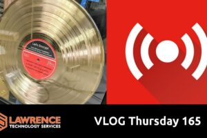 VLOG Thursday 165: Remote Working, Business Talk and Other Errata