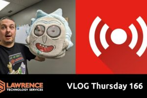 VLOG Thursday 166:  New pfsense release, Business Talk and Other Errata