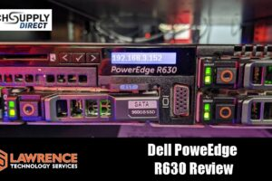 Review: Dell PoweEdge R630 From TechSupply Direct