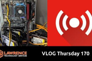 VLOG Thursday 170:Fun With FreeNAS, SMR Hard Drives and Business Talk