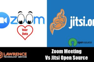 Zoom Privacy Concerns and The Open Source Alternative Jitsi Meet