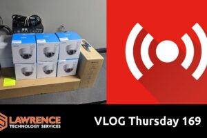 VLOG Thursday 169:Talking Networks, VLANs and Business Talk