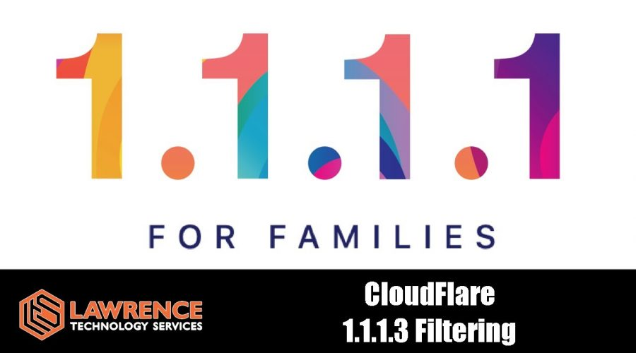 Cloudflare 1.1.1.1 for Families  & How to use it with pfsense