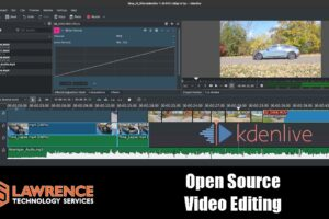 Free Open Source Video Editing: Getting Started Tutorial with Kdenlive 20.04